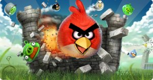 Gra Angry Birds - obecnie na Android