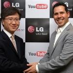 Umowa LG z YouTube