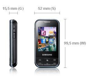 Samsung Chat 350
