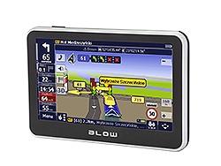 Nawigacja Blow GPS43FBT