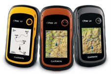 Ręczny odbiornik GPS etrex
