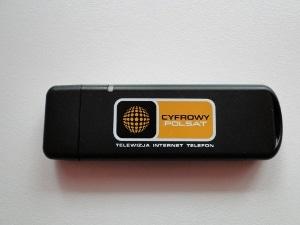 Modem LTE Cyfrowego Polsatu