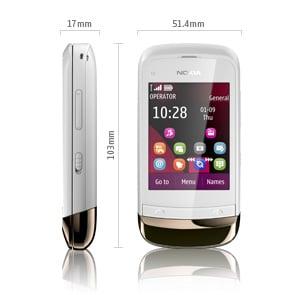 Telefon Nokia C2-02