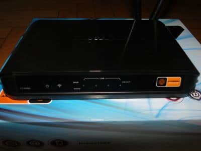 router edimax lt-6408n do internetu cyfrowego polsatu