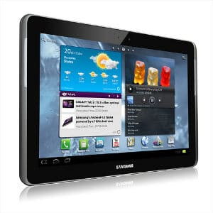 tablet samsung galaxy tab2 z android 4.0