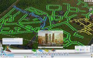 Gra Simcity