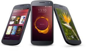 telefony z ubuntu