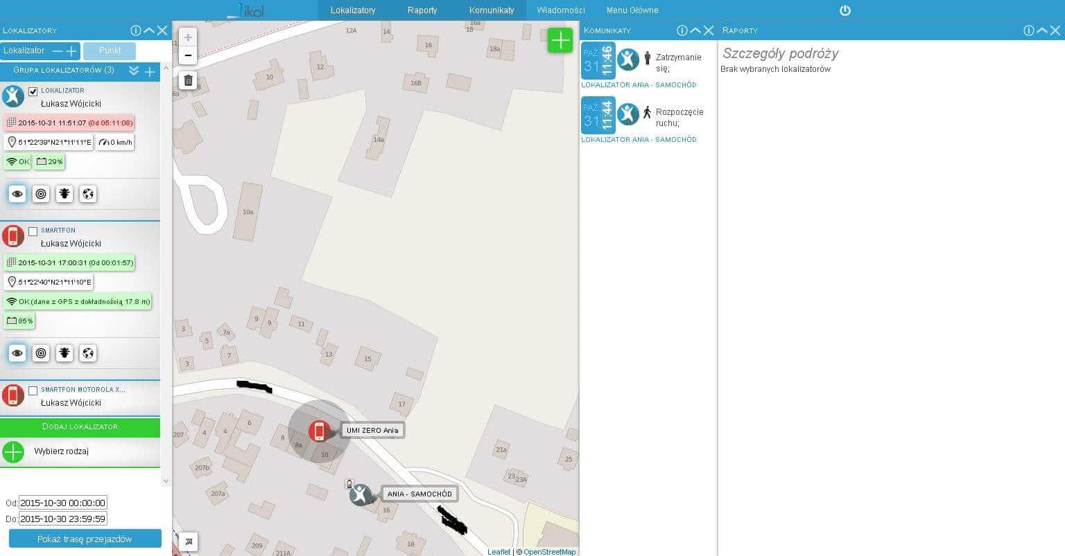 IKOL - aplikacja IKOL
