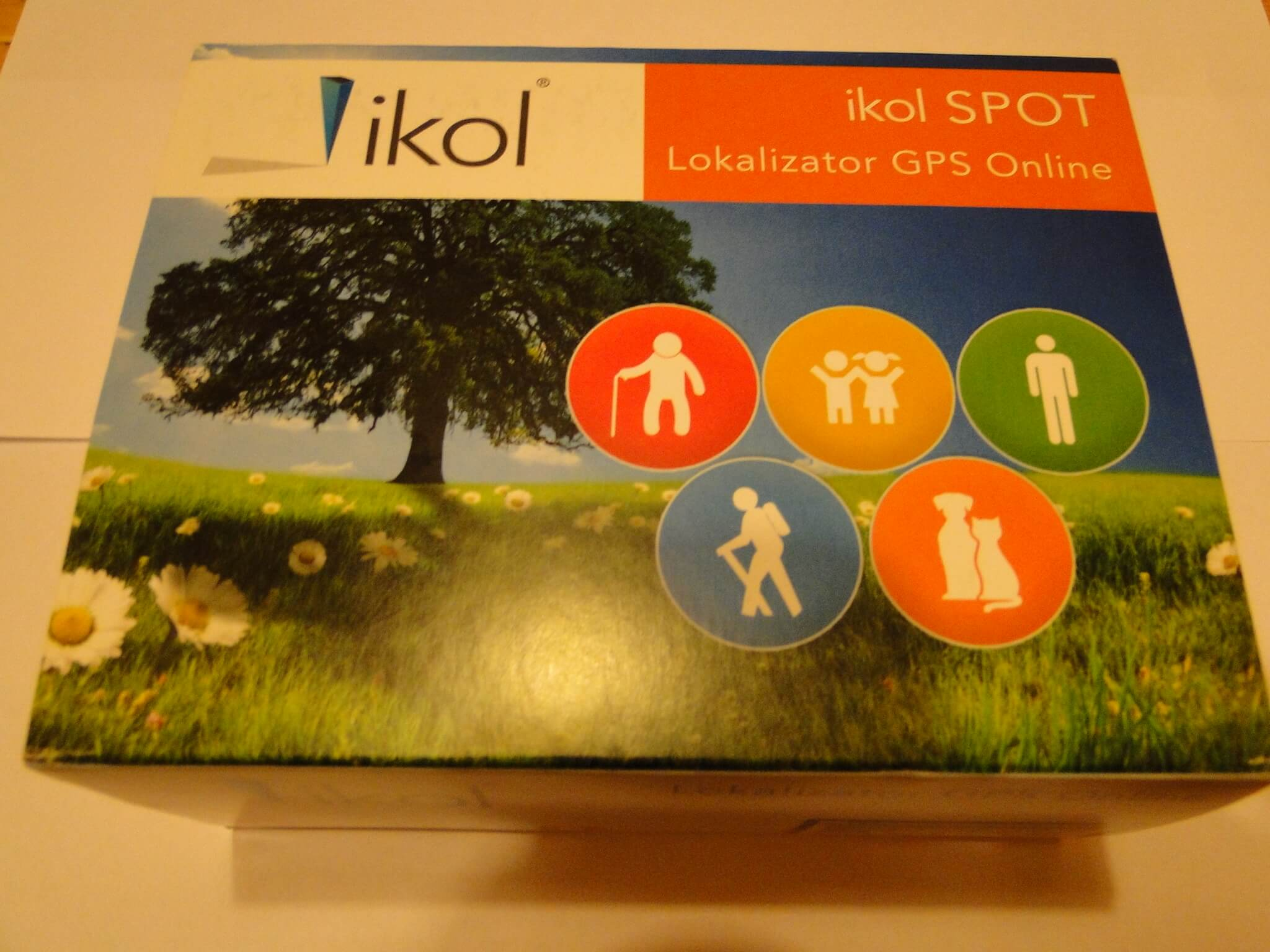 Moduł IKOL Spot - pudełko