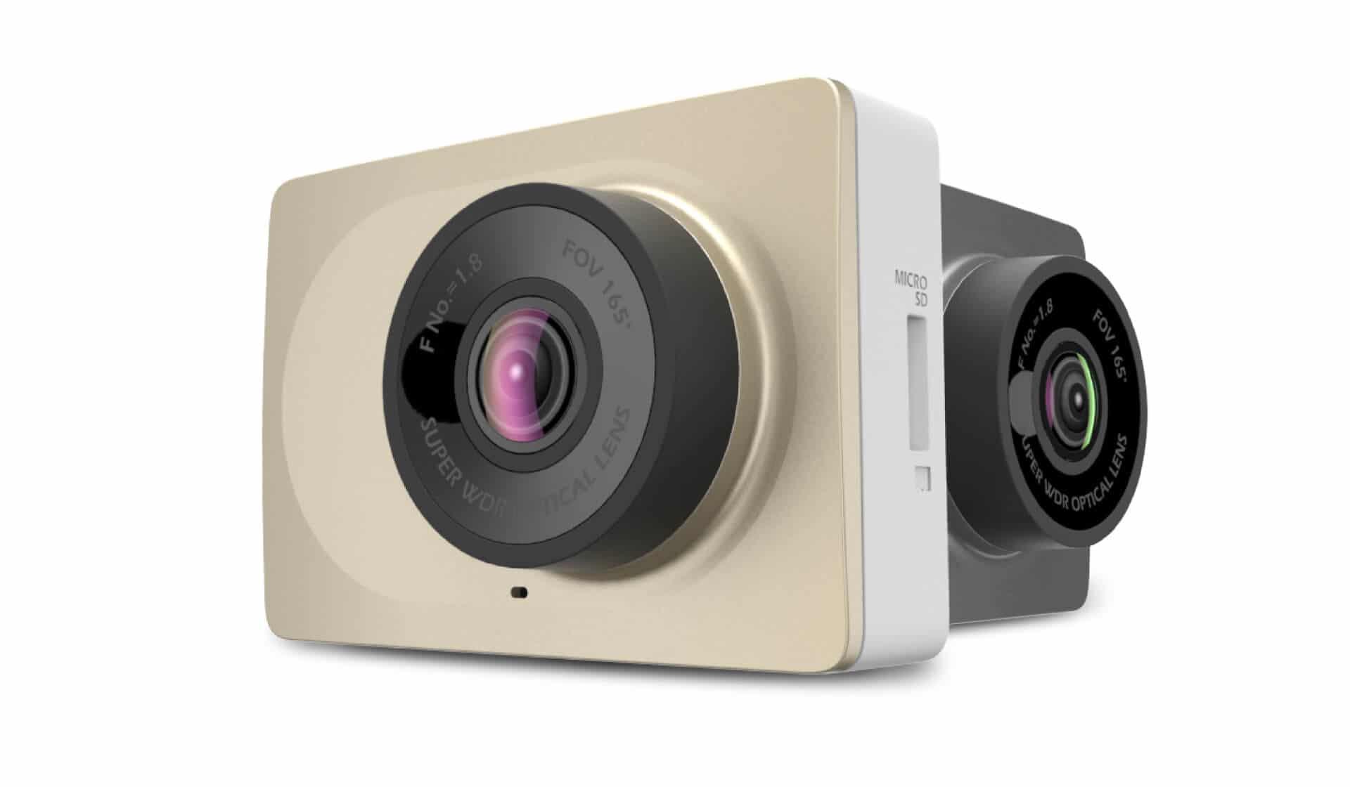 Yi Dash Camera
