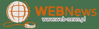 Logo web-news.pl - strony z najnowszymi nowinkami technicznymi i technologicznymi.