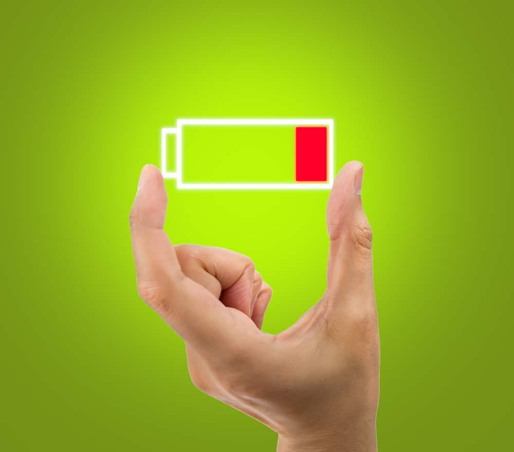Co robić, gdy bateria w telefonie działa krócej