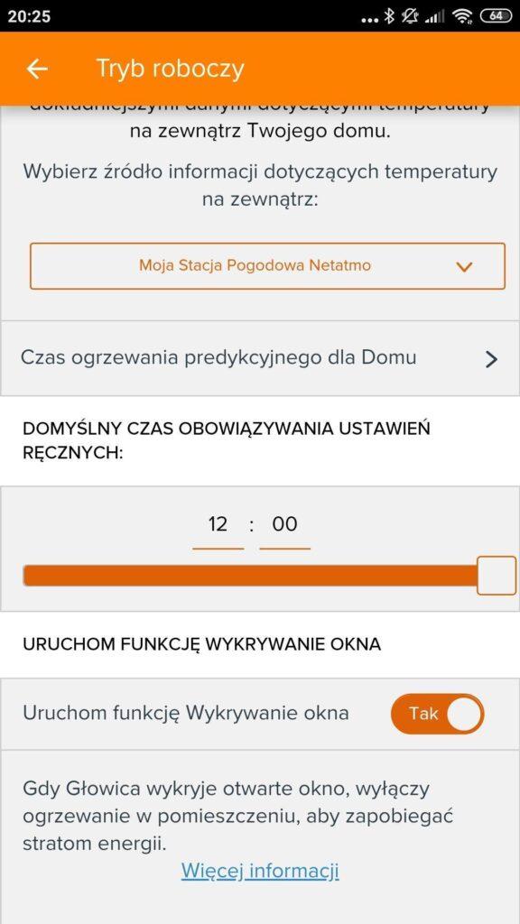 Aplikacja Netatmo Enenrgy