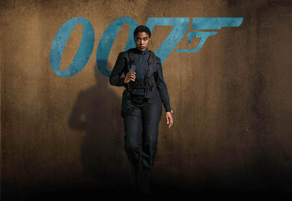 James Bond 007 Nokia Lashana Lynch