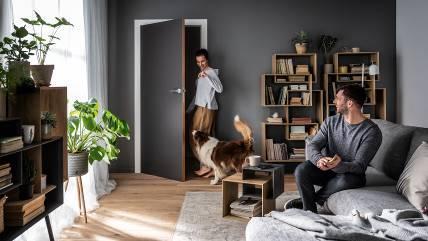 Jak urządzać mieszkania nie wychodząc z domu