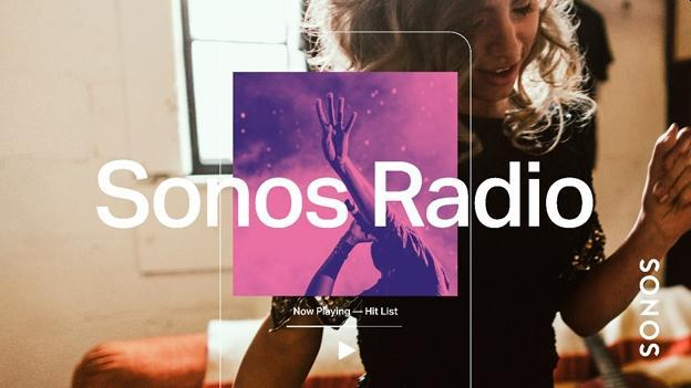 sonos radio - streaming radia